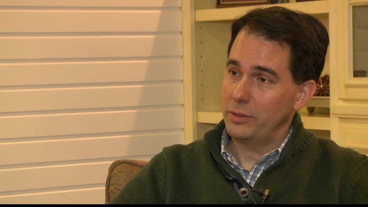 Walker believes the problem with the President's proposal isn't with guns but with the Constitution