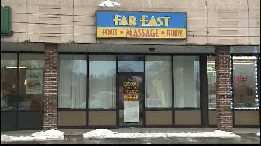 Massage Parlor Liverpool