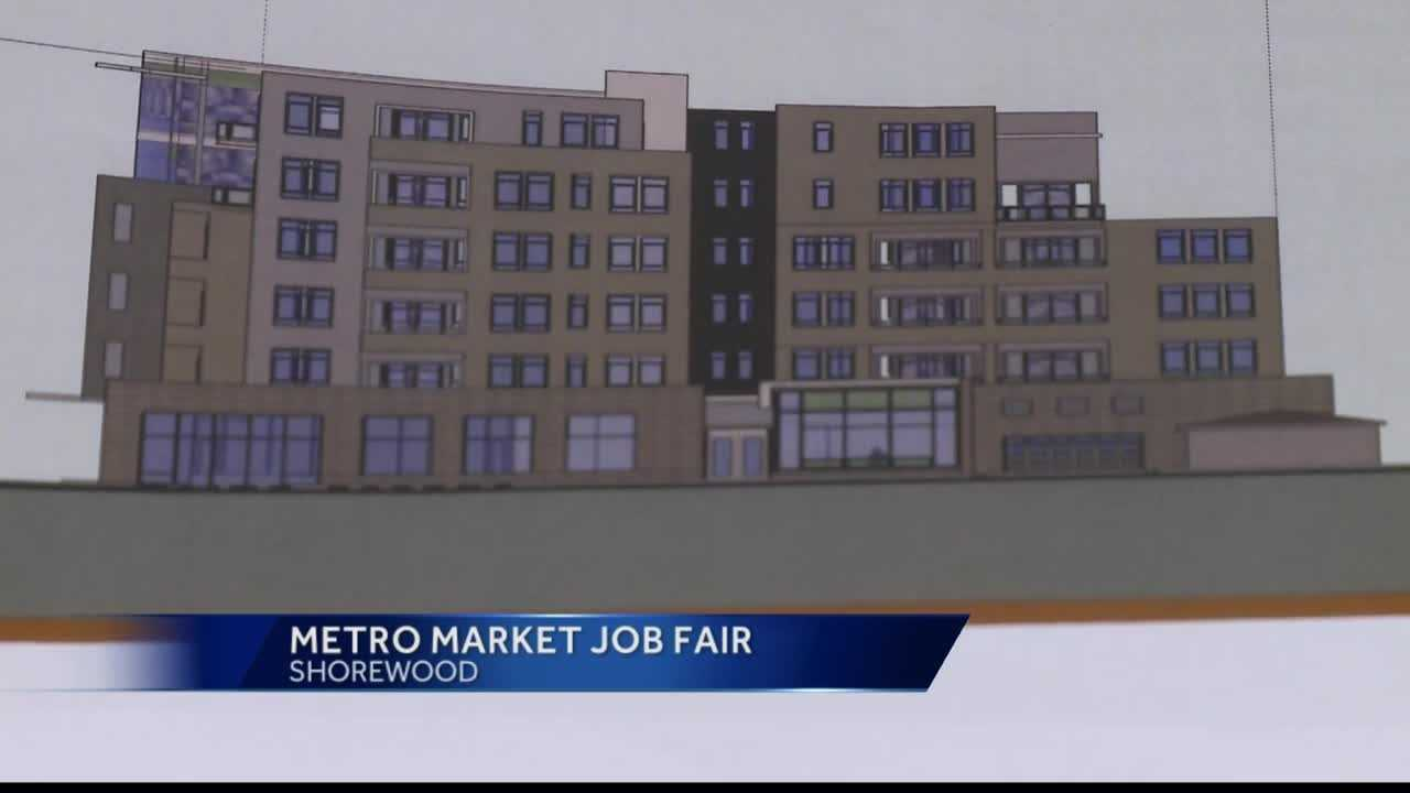 A new Metro Market is set to open next month in Shorewood. A series of job fairs is scheduled to help staff the new store