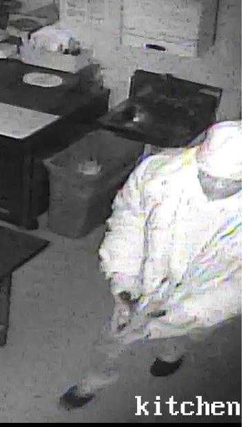 Surveillance video captures burglars atBrewers Two Cafe at 203 W. Wisconsin Ave., Pewaukee.