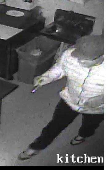 The burglary happened Friday, Jan. 22 just after 7 p.m.