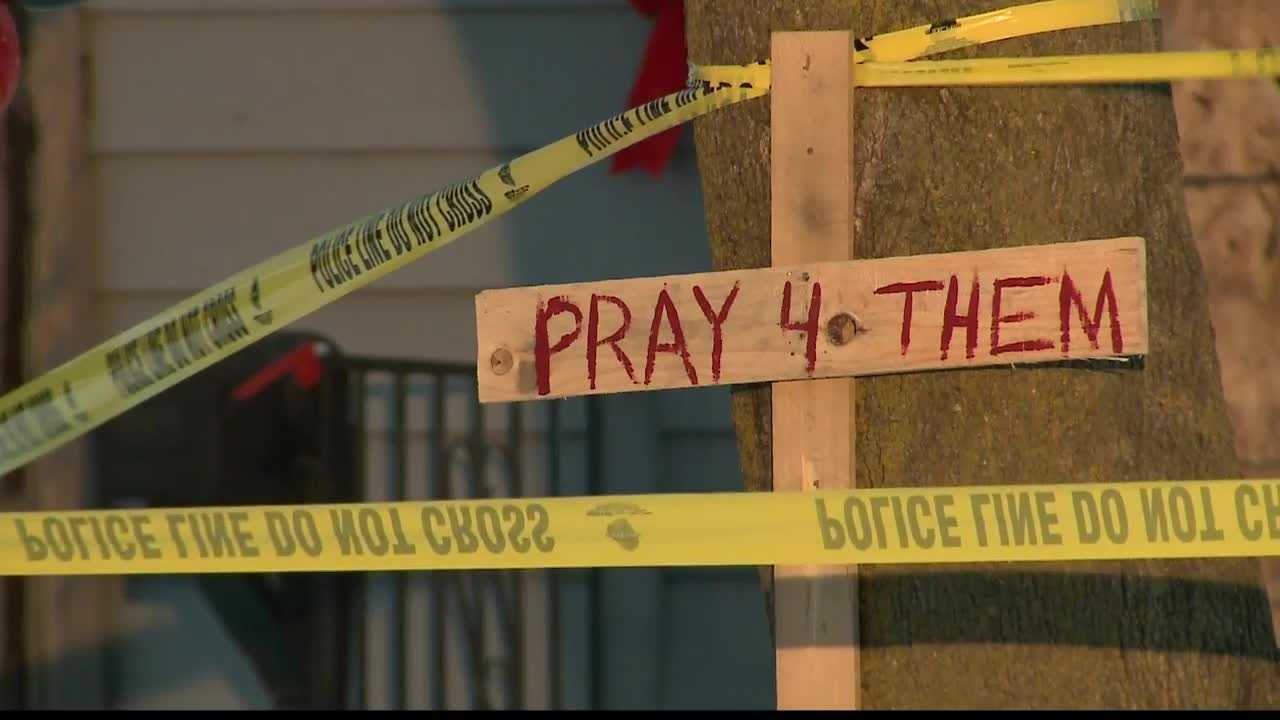 In the wake of a blaze that killed three children in Sheboygan Falls, the American Red Cross is seeing the toll the tragedy takes on families.