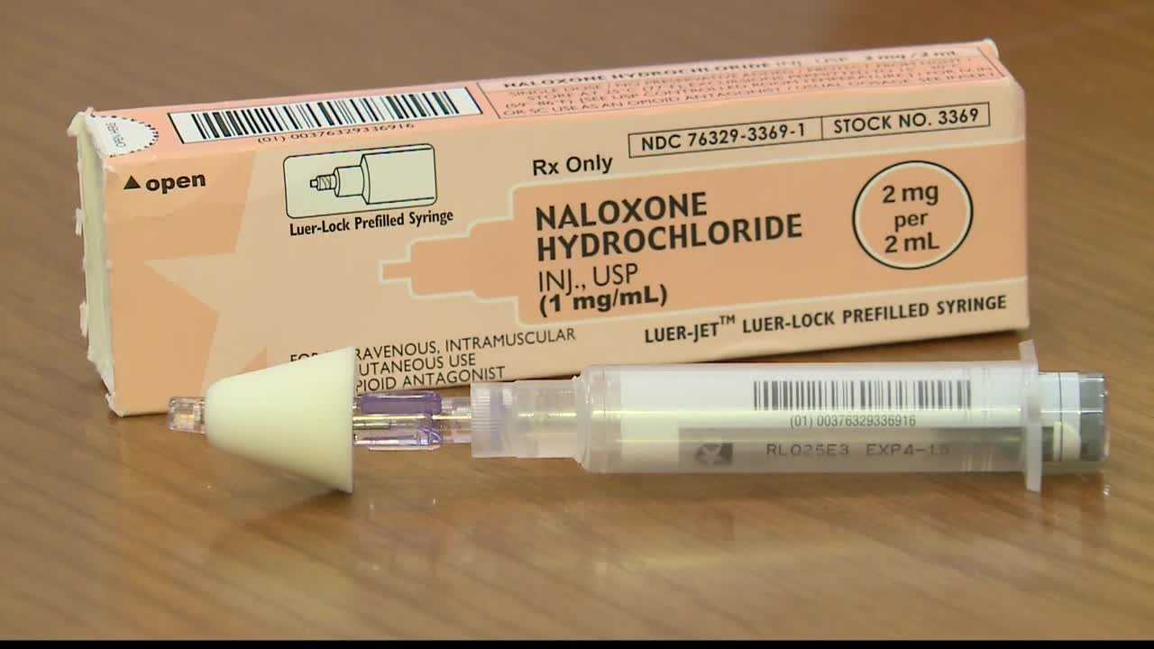 Every patrol officer in Greenfield will carry Narcan to help prevent heroin deaths