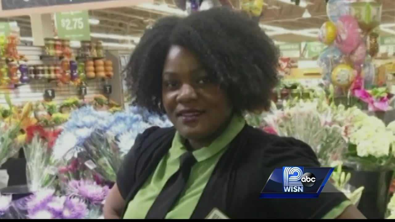 Vanessa Rodgers was hit by an 80-year-old driver in her workplace's parking lot. Her coworkers have started a GoFundMe page to raise money for her medical bills.