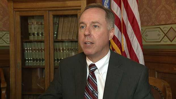 State Rep. Robin Vos (63rd)