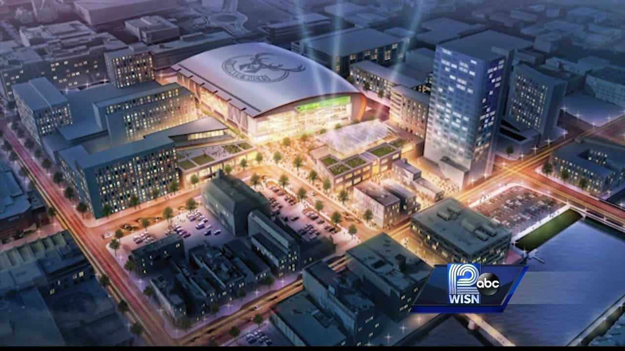 Bucks fans and Milwaukee residents are reacting to the Bucks' new images of soon-to-be arena.