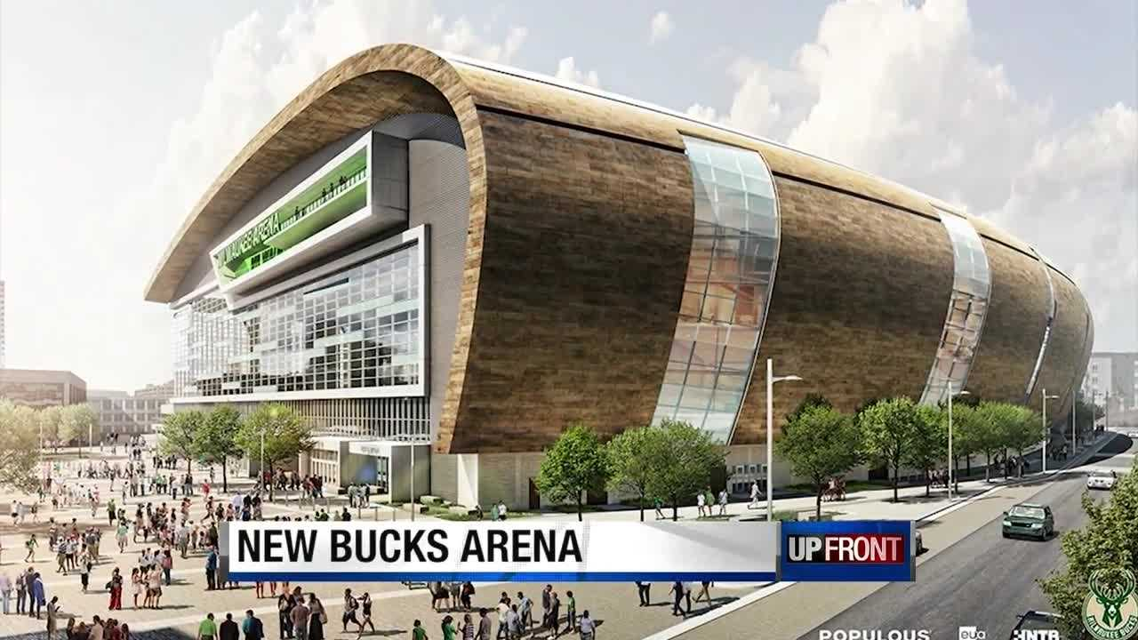Milwaukee Bucks president Peter Feigin says construction will start on the arena, the team's training facility, and parking structure this summer.