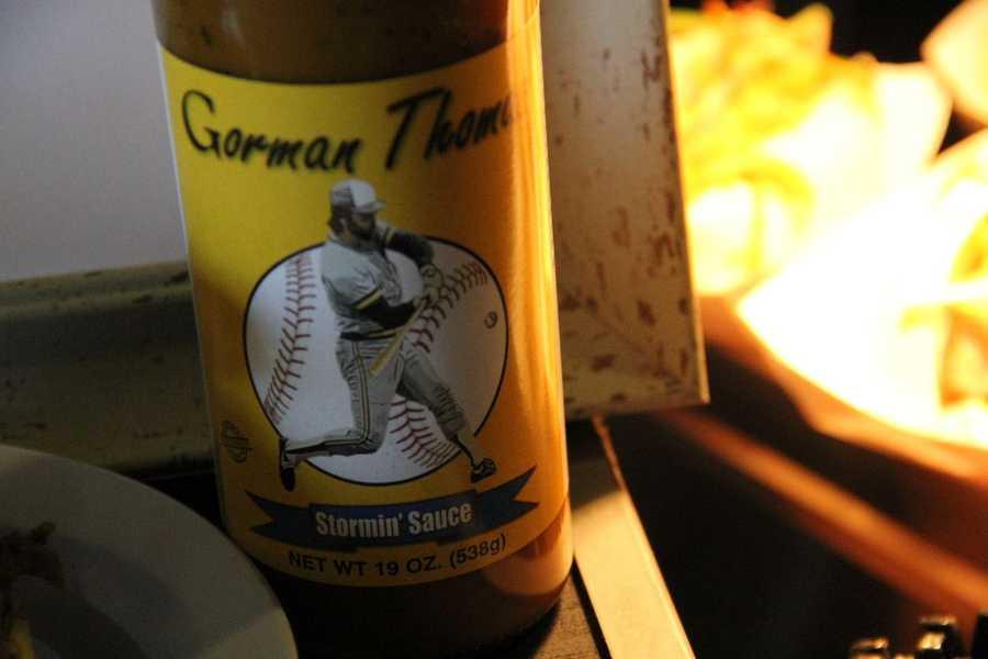 Stormin' Sauce!