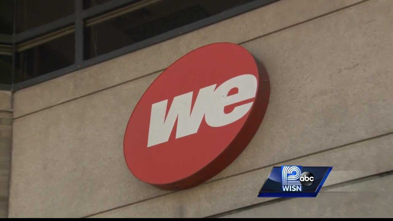 WE Energies says the rates are higher right now in Wisconsin because of upgrades and repairs.
