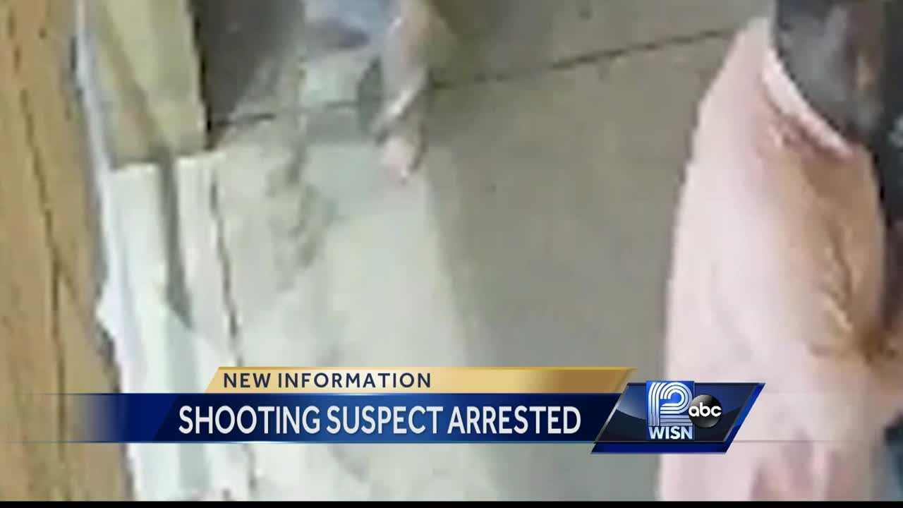 Antoine McNeice is among two now arrested in connection to a shooting that left two people injured. Another man, the son of a retired Milwaukee police sargeant, was arrested at the scene.