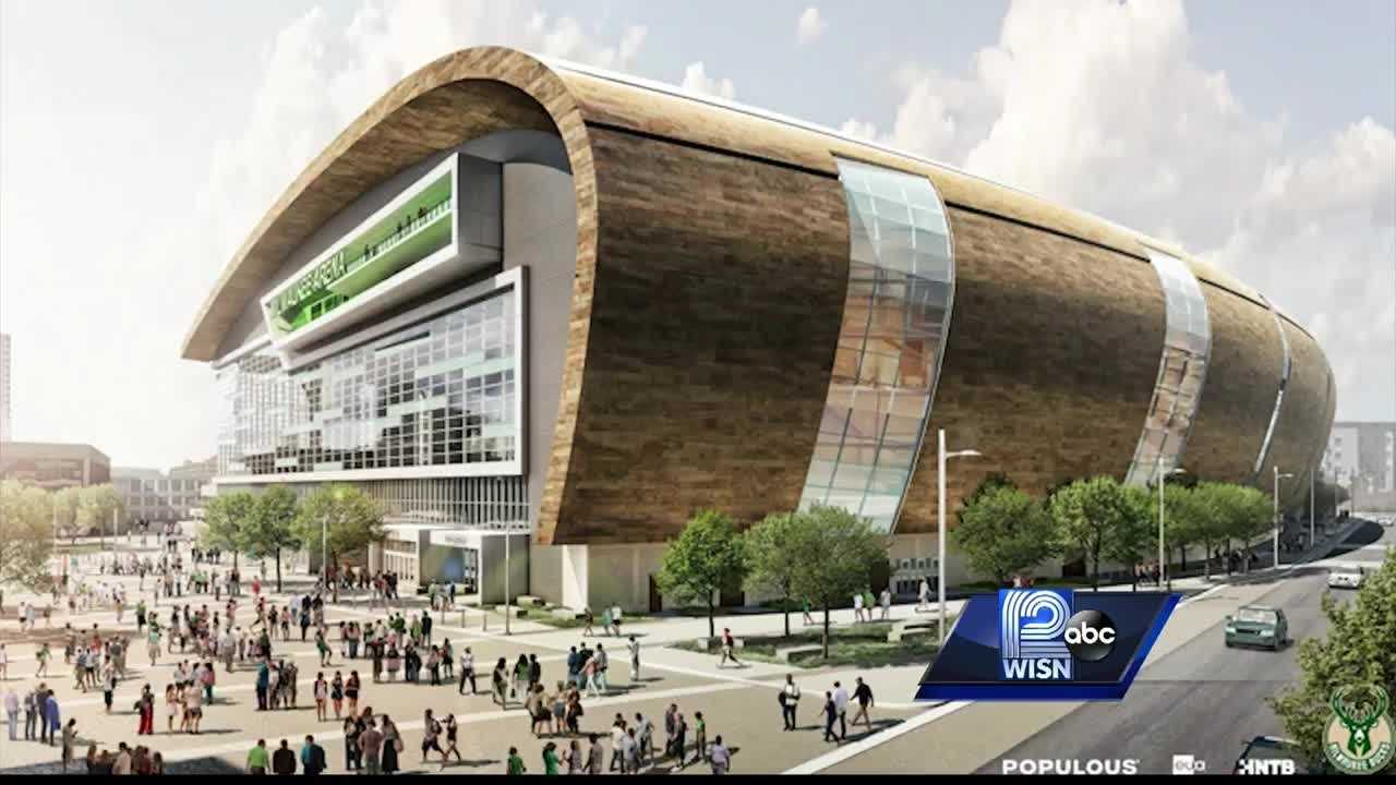 The Bucks also committed to stay in Milwaukee for 30 years.