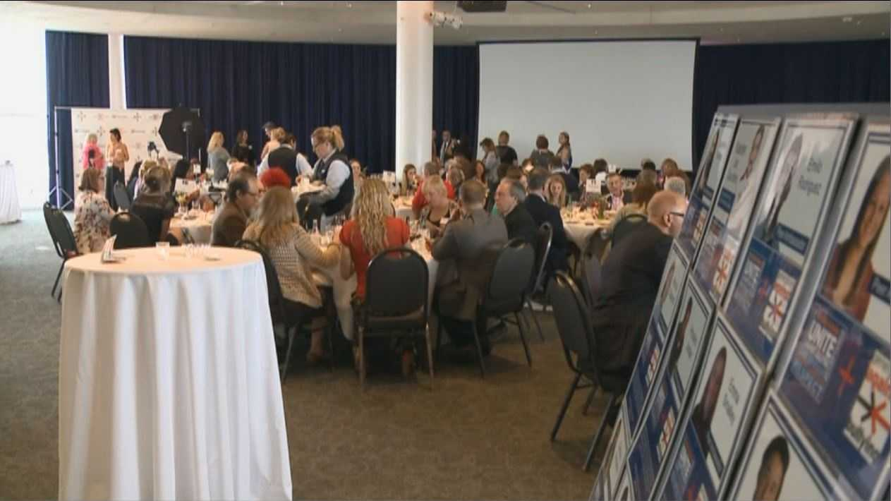 GAB, short for Generations Against Bullying, hosted its annual fundraising dinner and auction Sunday. The organization aims to reduce bullying by changing the culture of learning.
