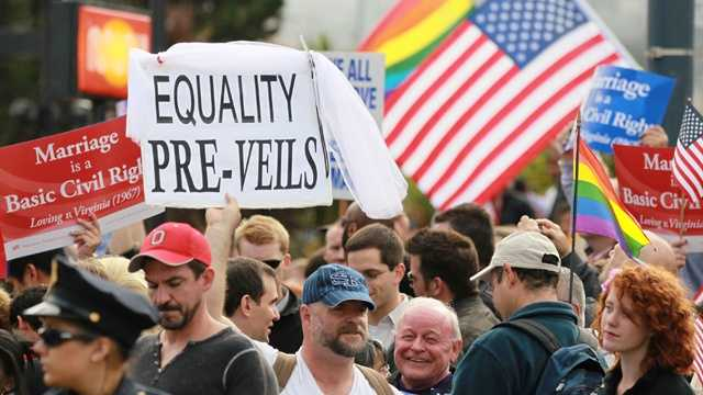 Protests - Gay Rights
