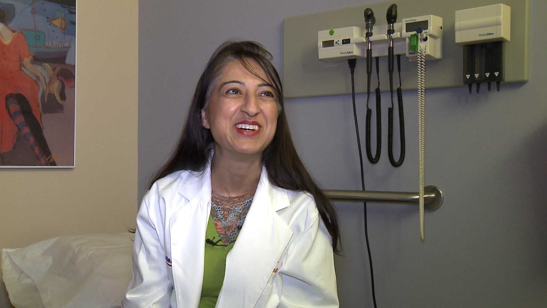 Dr. Nasia Safdar of the University of Wisconsin Hospital says the source of the Elizabethkingia outbreak is unknown.