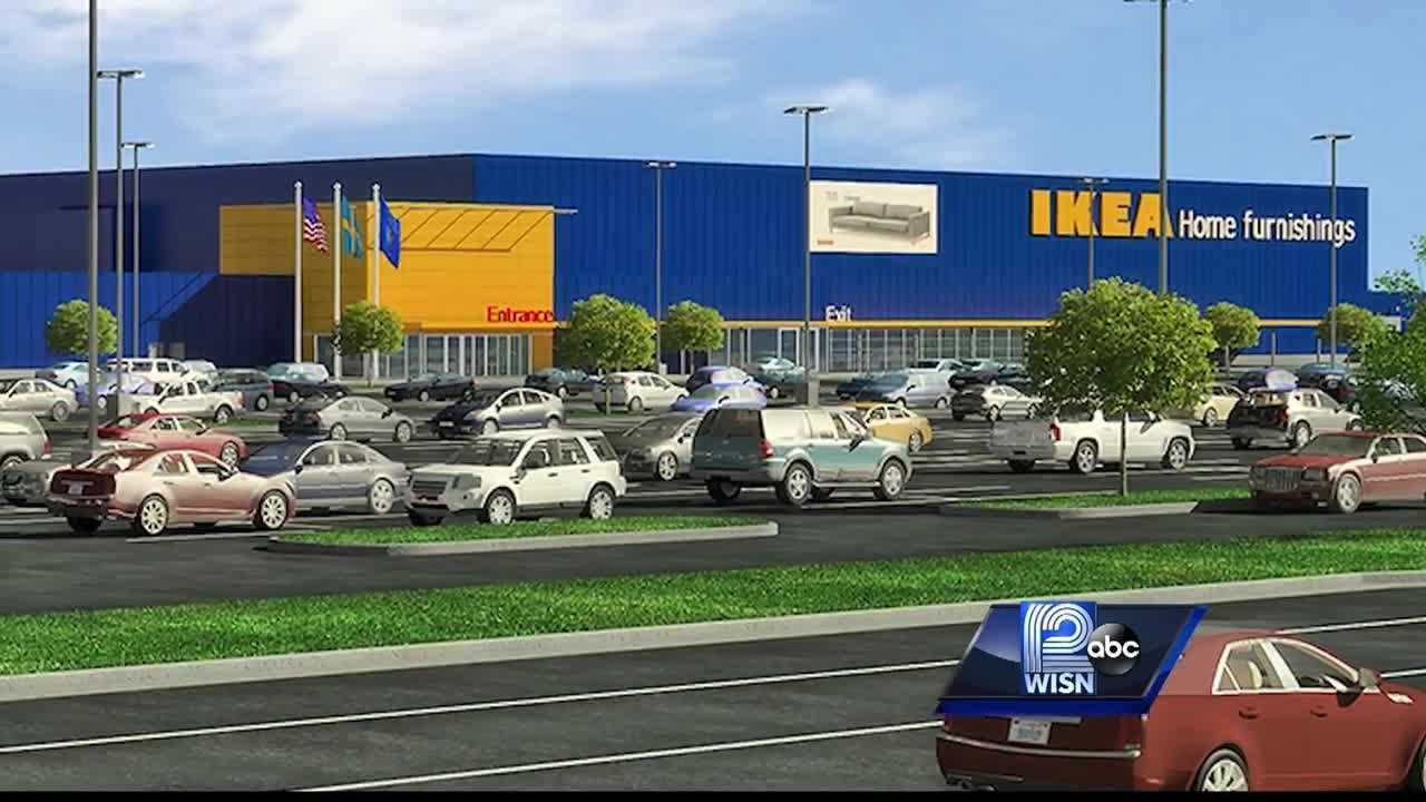Wisconsin IKEA shoppers are happy a new store is being built in Oak Creek