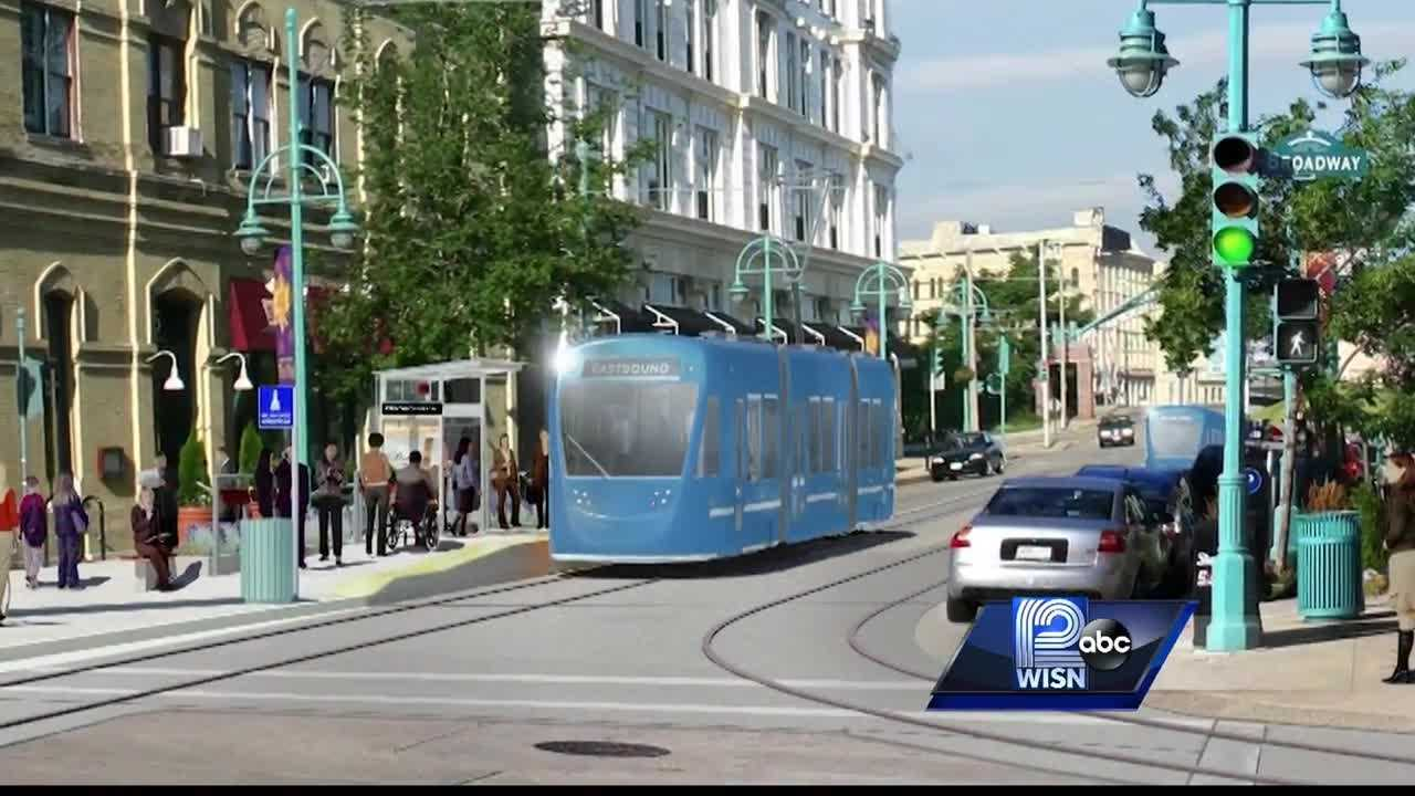 The first phase of the streetcar project is budgeted at $128 million
