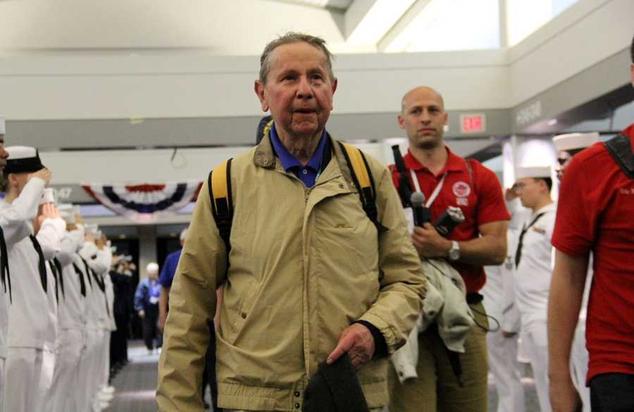In addition to Stars and Stripes Honor Flight there are five other Honor Flight hubs serving Wisconsin vets.