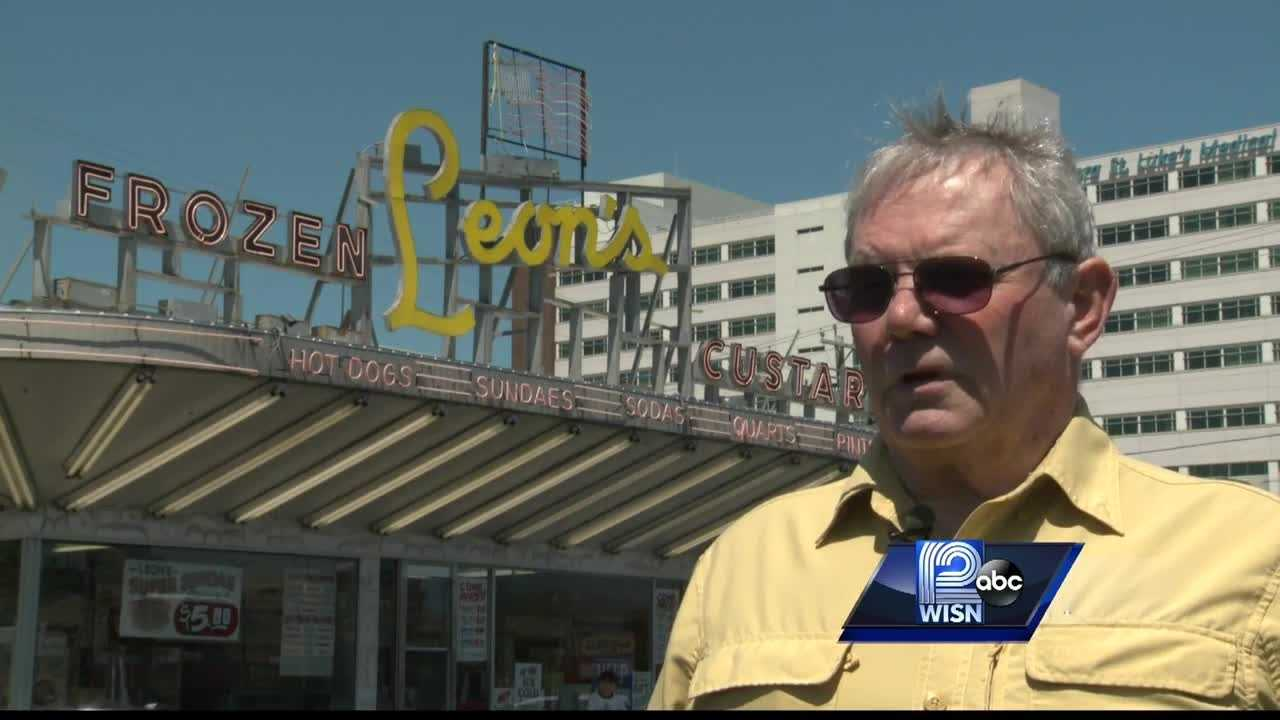 The owner of an iconic Milwaukee business is asking his employees and customers to speak English while at the restaurant.