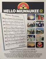 "Rosemary Gernette appeared in ""Hello Milwaukee,"" the love song to the city that aired for many years on WISN-TV."