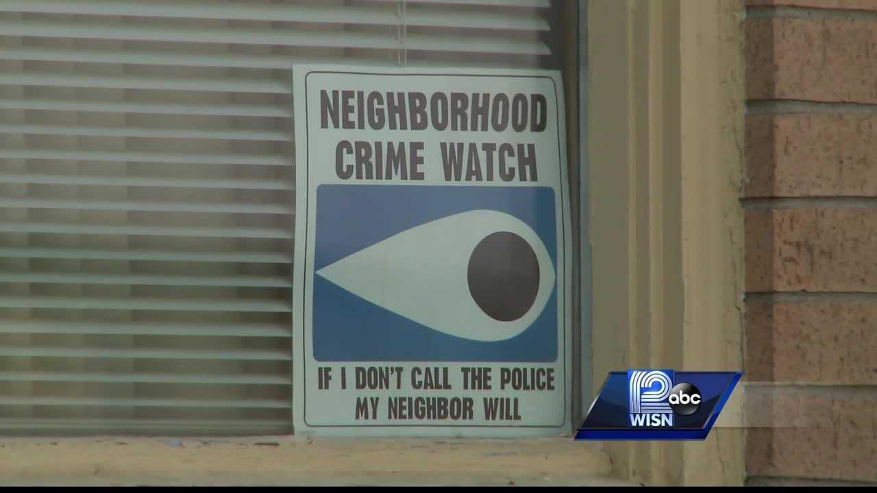 Neighbhorhood Watch sign