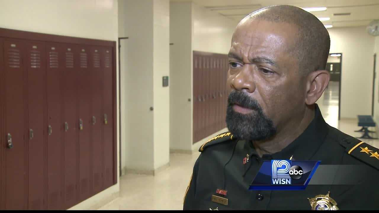 Milwaukee County Sheriff David Clarke pushes for new intelligence agency to combat terror attacks.