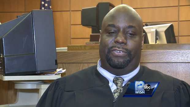 Milwaukee Municipal Court Judge Derek Mosley