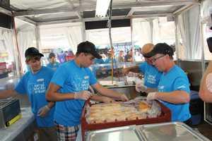 Bacon Pork Burger Team: Assemble!