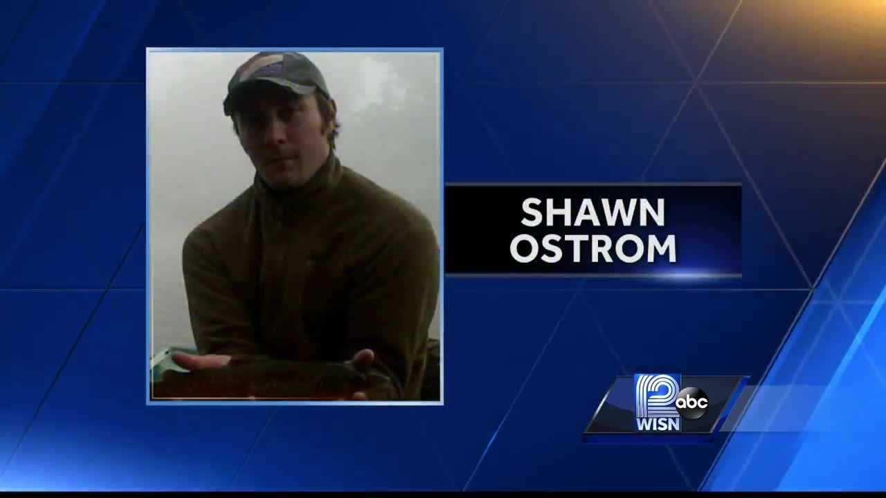 2 local men have been arrested in the death of Shawn Ostrom