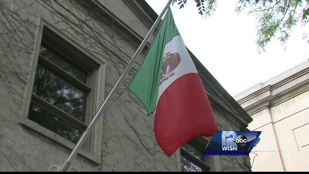The Consulate will serve the growing Mexican population in Wisconsin