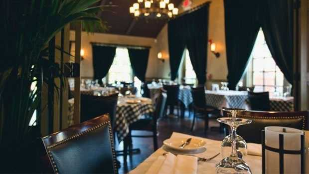 Mr. B's, a classic Italian steakhouse in Brookfield, features prime steaks grilled in a wood-burning oven.