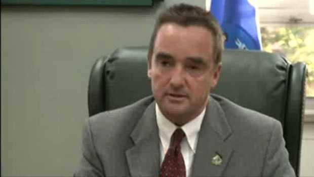 Green Bay Mayor Jim Schmitt