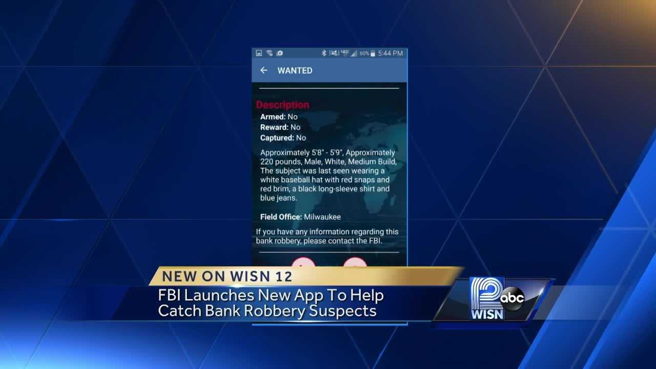 App will notify users of unsolved robberies in the area.