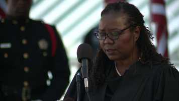 Milwaukee County Chief Judge Maxine White