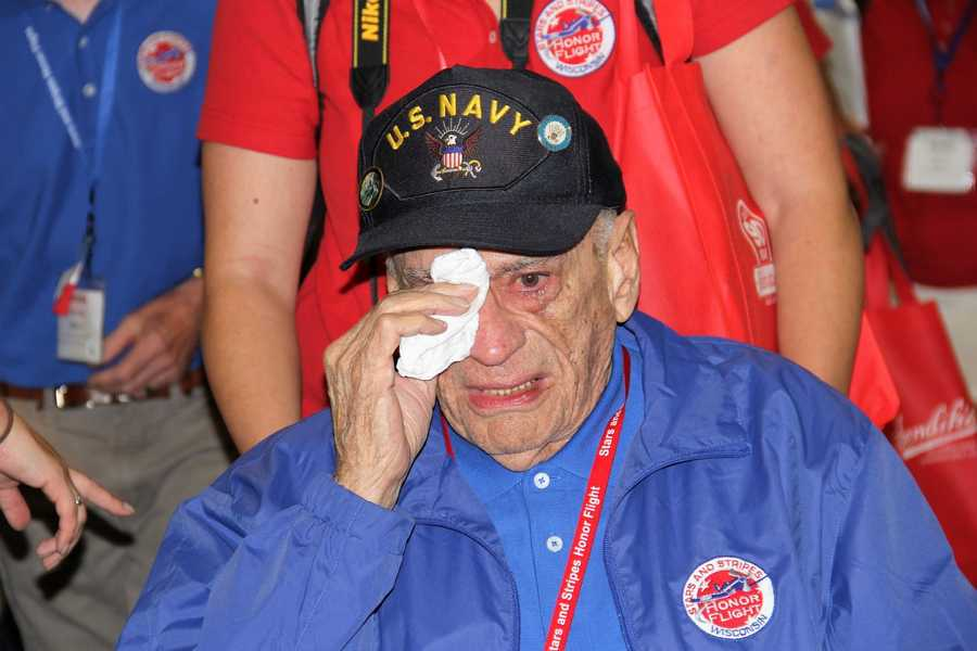 Stars and Stripes is the southeastern Wisconsin hub of the national Honor Flight Network.
