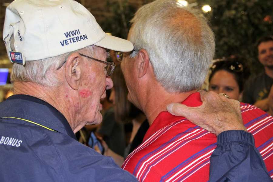 SSHF is one of more than 130 Honor Flight hubs across the country.