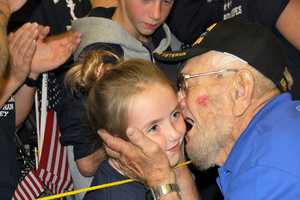 Currently Stars and Stripes Honor Flight serves WWII and Korean War vets in addition to terminally ill vets of any conflict.