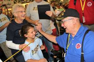 Since 2008, more than 4,600 vets have taken this free one-day trip to Washington D.C. with the help and coordination of Stars and Stripes Honor Flight.