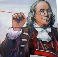 "Myth: ""Ben Franklin Flew A Kite In A Thunderstorm"""