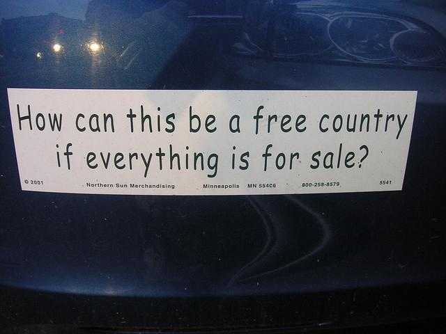 "Myth: ""It's A Free Country"""