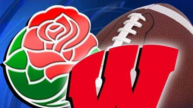 Wisconsin Badgers -- Return to Rose Bowl - 29979467
