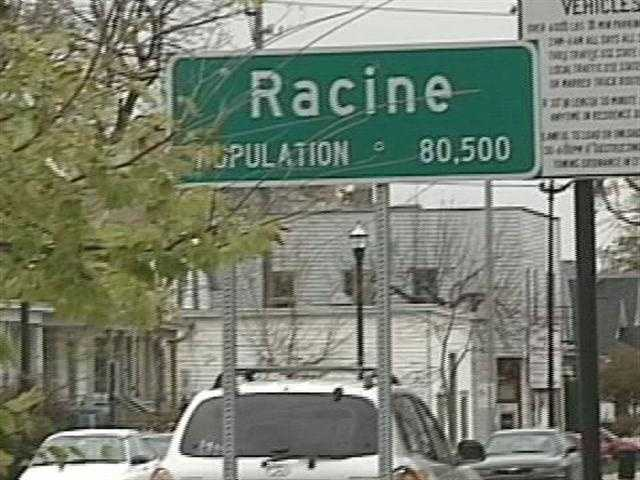 Racine - Pop. 82,009Incidents of crime - 4,639