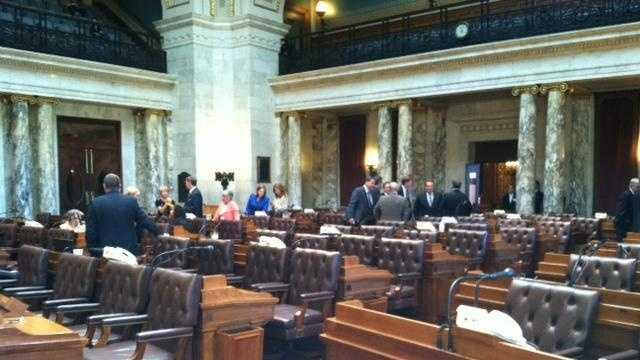 Wisconsin legislature in session - 29169643