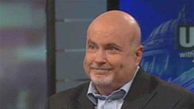 "U.S. Rep. Mark Pocan, D-Madison, appeared on ""UpFront with Mike Gousha"" as a candidate for Congress in September 2012."