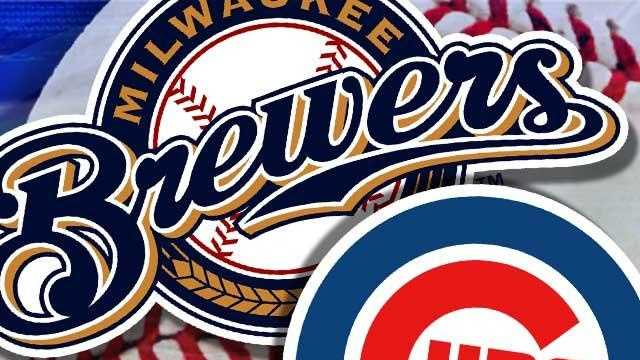Image result for cubs and brewers