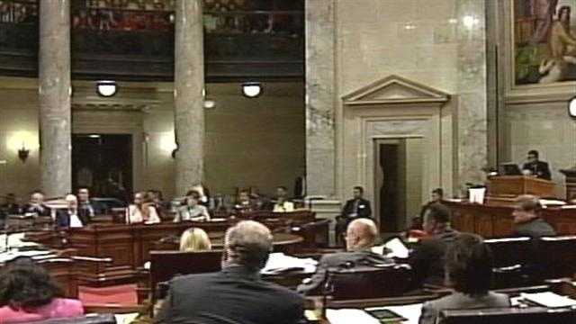Wis. Senate Approves Budget - 28268483