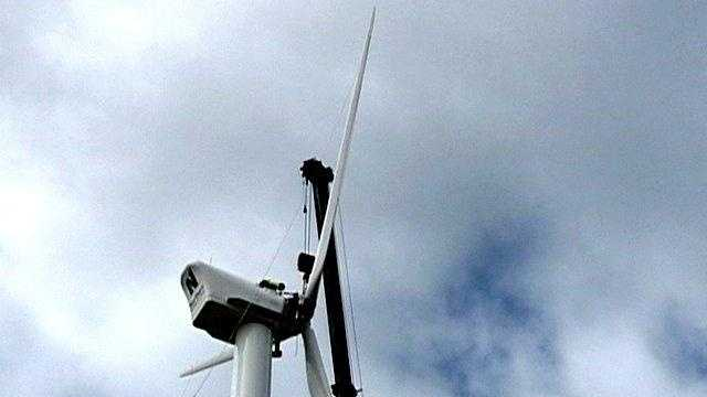 Cascade wind turbine - 23817689
