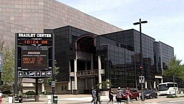 Bradley Center outside
