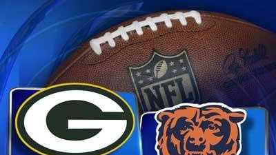 Bears-Packers Logo -- USE THIS 9-11-09 - 20854413