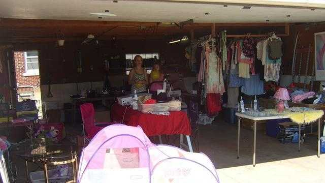 Submit Photo Of Your Rummage Sale - Image From laurie