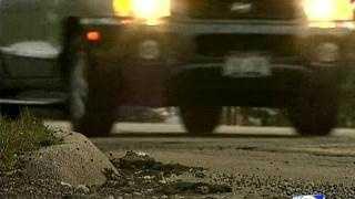 Hidden Pothole Problems - 16080558